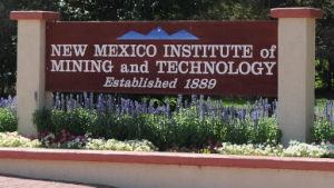 New Mexico IMT Petroleum Engineering